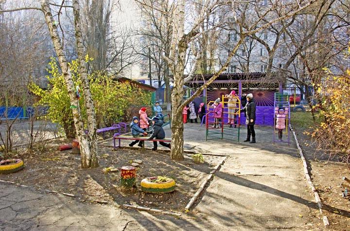 Детский сад №1 Аленка