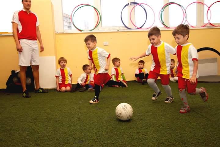 Футбол Footykids