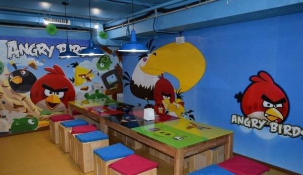 Детский развлекательный центр Детская планета